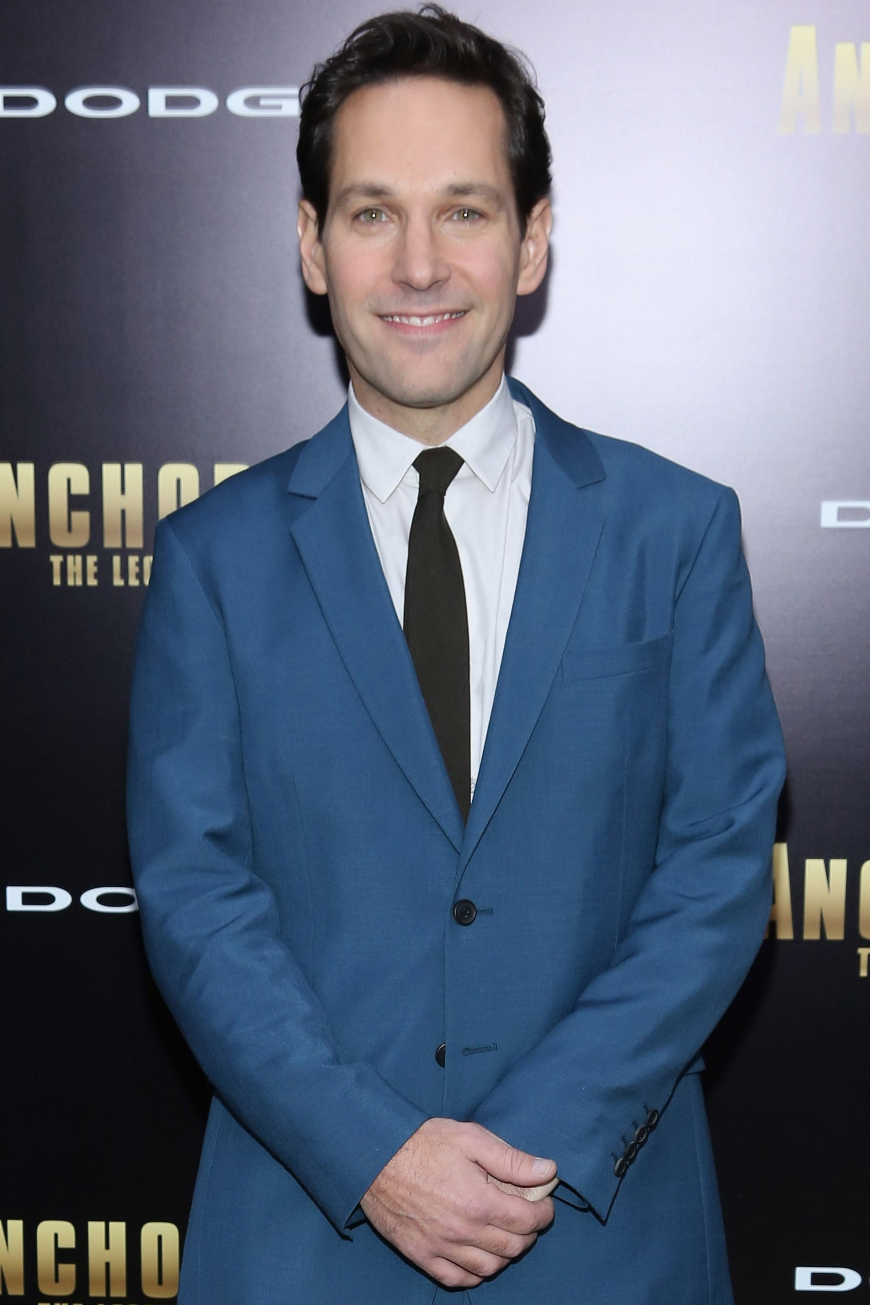 Paul Rudd will play Ant-Man (aka Hank Pym) in Marvel's newest superhero story to be directed by Edgar Wright.