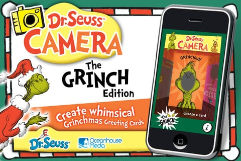 Dr. Seuss Camera — The Grinch Edition