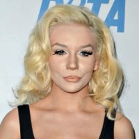 Courtney Stodden pays unusual tribute to miscarried baby