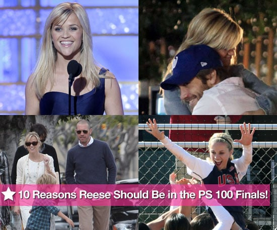 Top 10 Reasons Reese Should Be in the PopSugar 100 Finals!