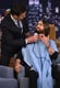 Jared Leto let Jimmy Fallon shave his beard on The Tonight Show in NYC on Wednesday.