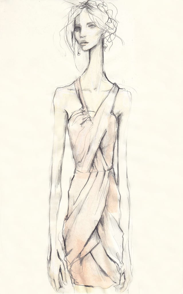 Begone Ugly Bridesmaid Dresses! It's Manning Cartell To The Rescue