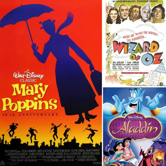 Rewind! Remembering Our Favorite Kids Movies of All Time