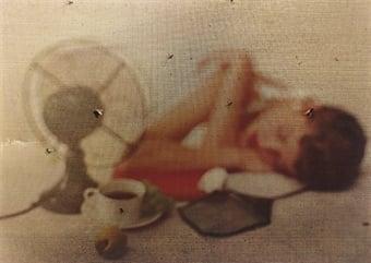 Summer Sleep, New York, 1949