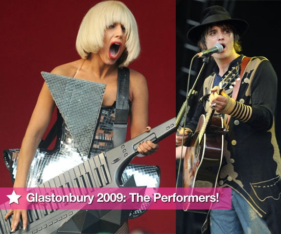 Gallery Of Photos From Glastonbury Festival 2009