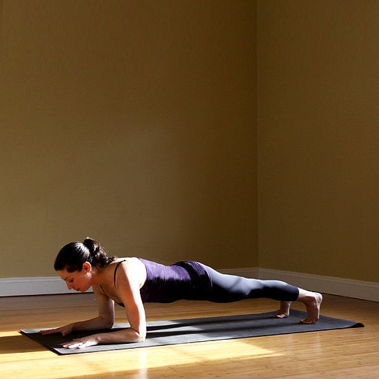 What to Do With Hands in Plank