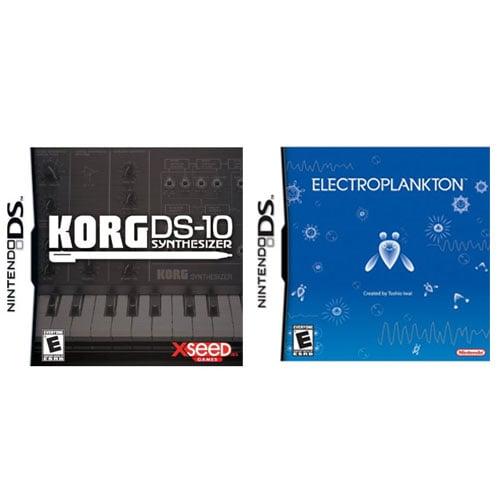 Musical Nintendo DS Titles
