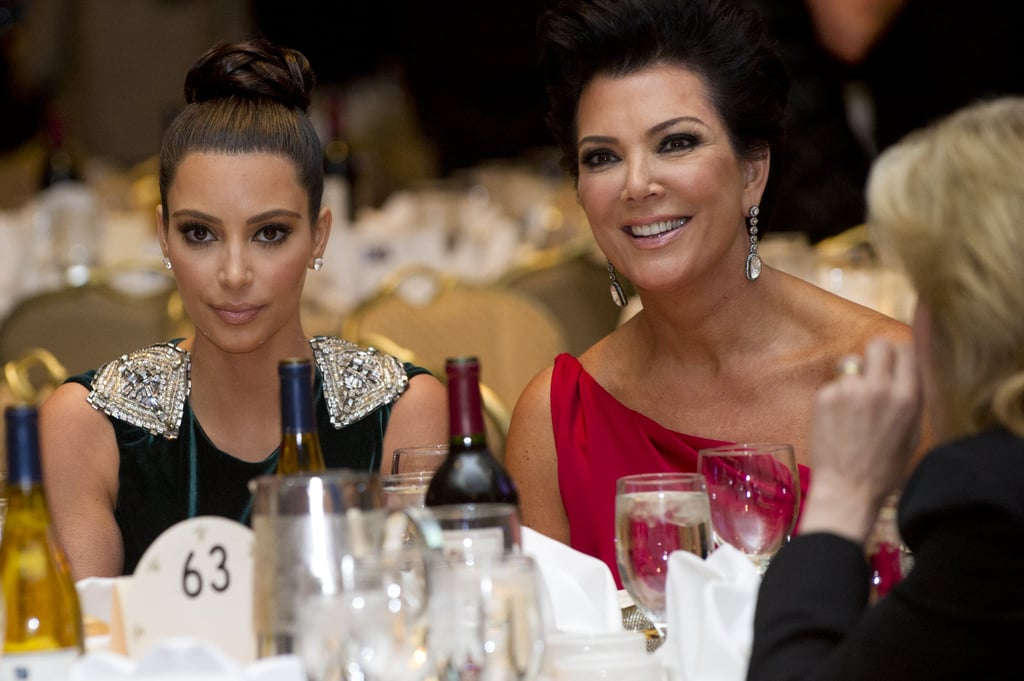 And the least surprising guest? Kris Jenner