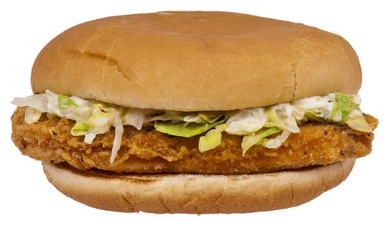 Having Sex With A McChicken Sandwich Is One Way To Turn People Off From McDonald's
