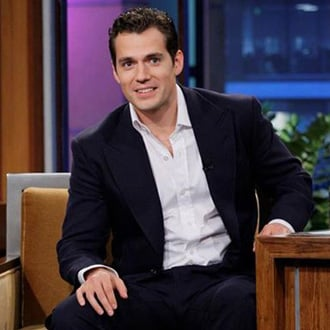 Henry Cavill on The Tonight Show For Man of Steel
