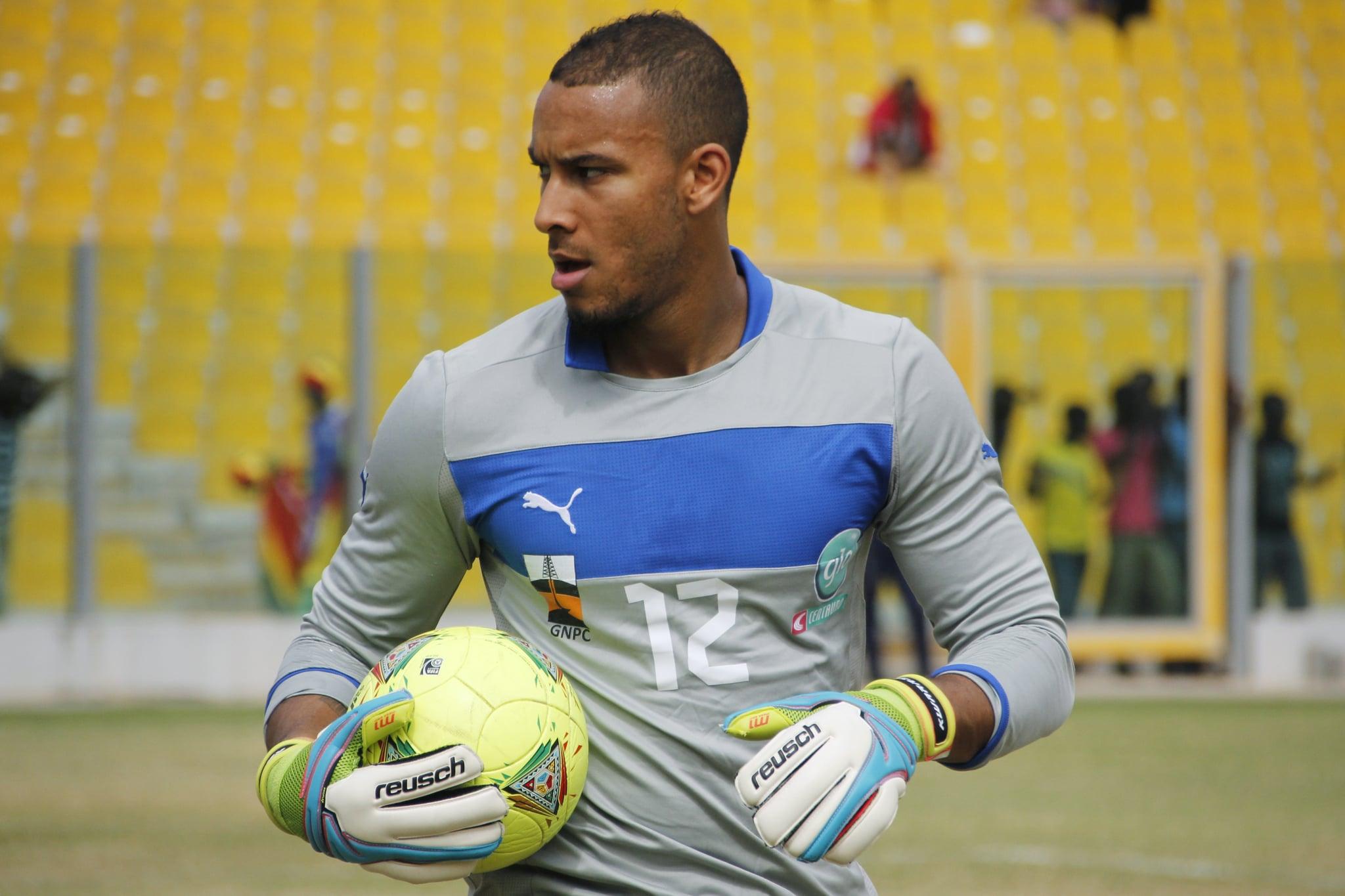 Adam Larsen Kwarasey, Ghana