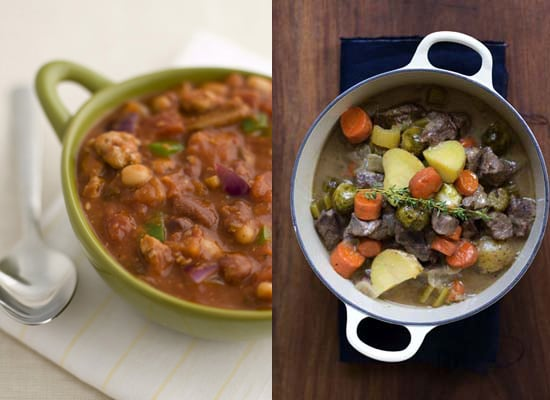 Would You Rather Eat Chili or Beef Stew?