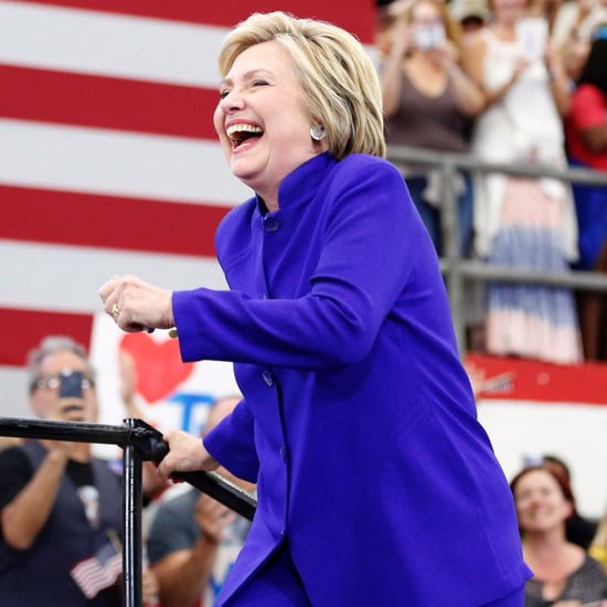 Voting For Hillary Clinton Because She's a Woman