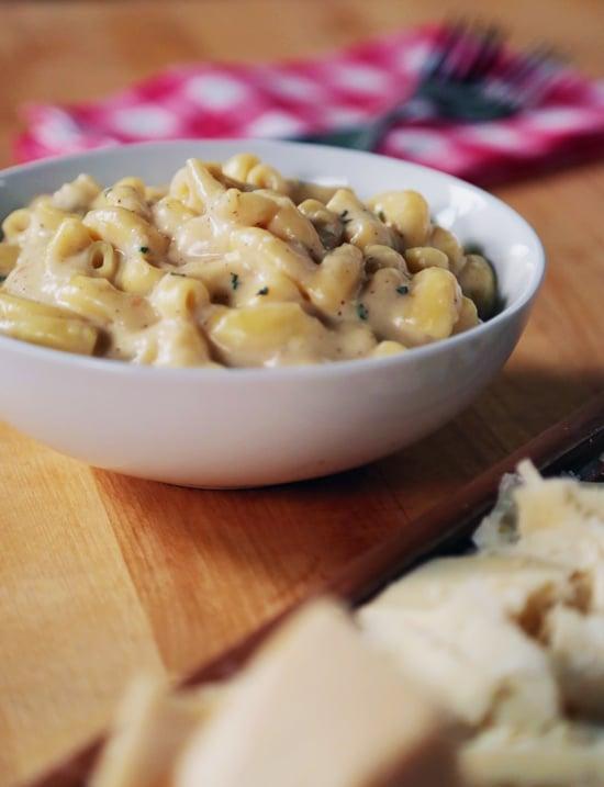 White Chocolate Mac and Cheese