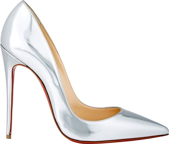 Sexy High Heels Shoes Woman Pumps Red Gold Silver High