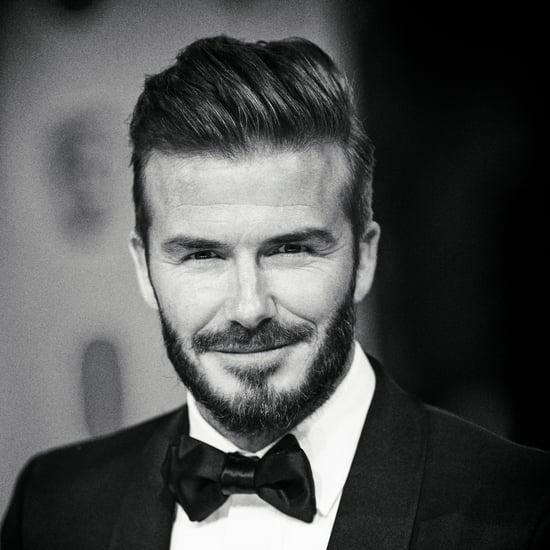 The Most Gorgeous Photos of David Beckham
