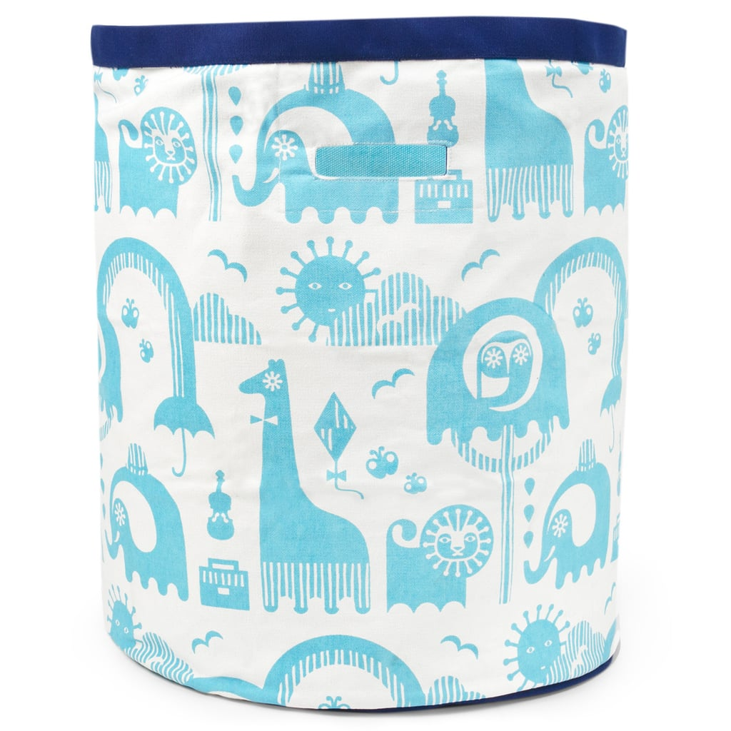 Blue Junior Canvas Storage
