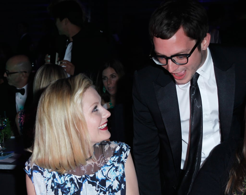 Jake, James, Kirsten, and Nicole Enjoy a Slice of Heaven at Art of Elysium Gala