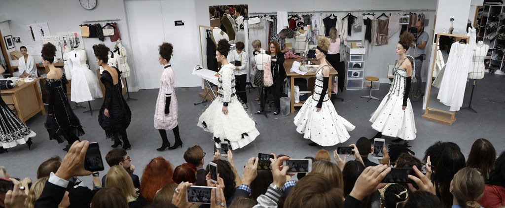 Karl Lagerfeld Just Gave Us All an Inside Look at the Chanel Couture Atelier