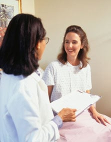 Ovarian Cancer:  4 Symptoms to Watch Out For