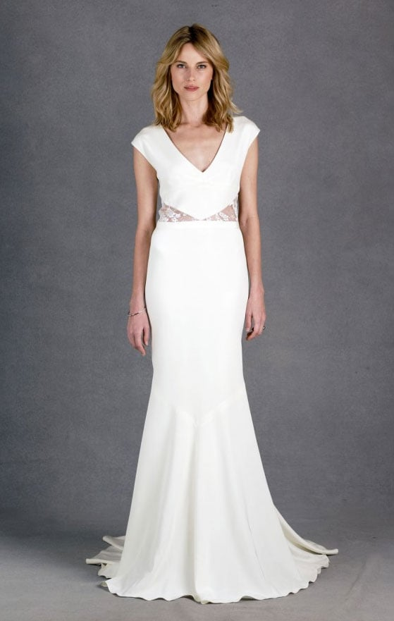 Nicole Miller Kimberly Bridal Gow ($1,400)