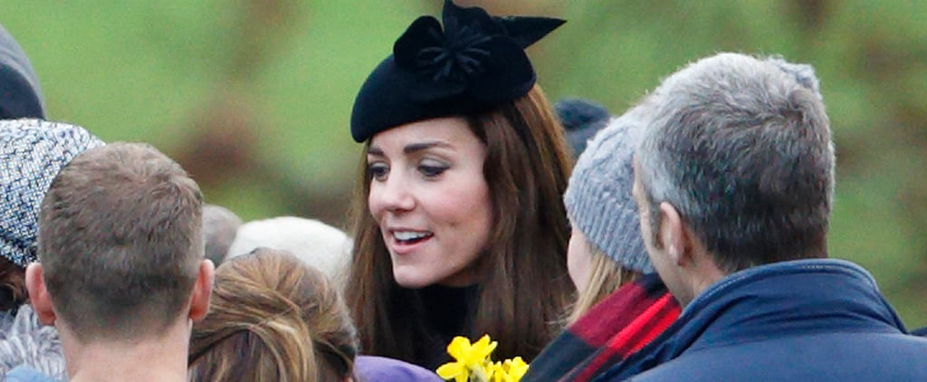 There's Something Special About Kate Middleton's Tweed Suit