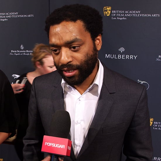 Chiwetel Ejiofor Interview at 2014 BAFTA Tea (Video)