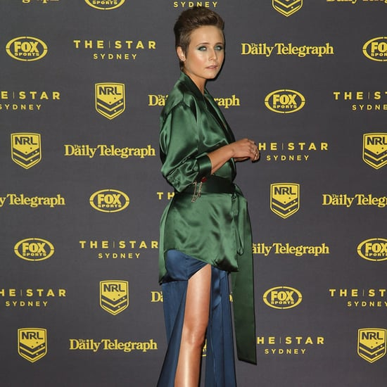 Live 2015 Dally M WAGS Red Carpet Dresses