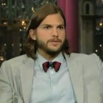 Ashton Kutcher Talks About Charlie Sheen and Two and a Half Men