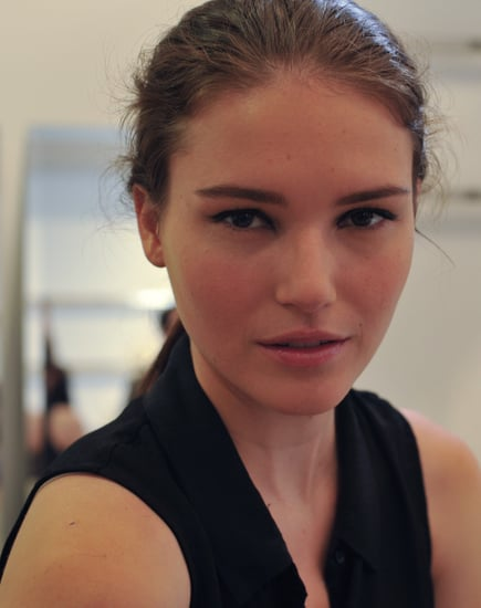 BCBG Max Azria Fall 2012 Beauty Tips From Charlotte Willer