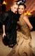 Catherine Zeta-Jones and Ashley Olsen posed together at the Vanity Fair Oscar afterparty.