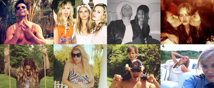 Stars Enjoy Warm Weather and Each Other in This Week's Cutest Candids