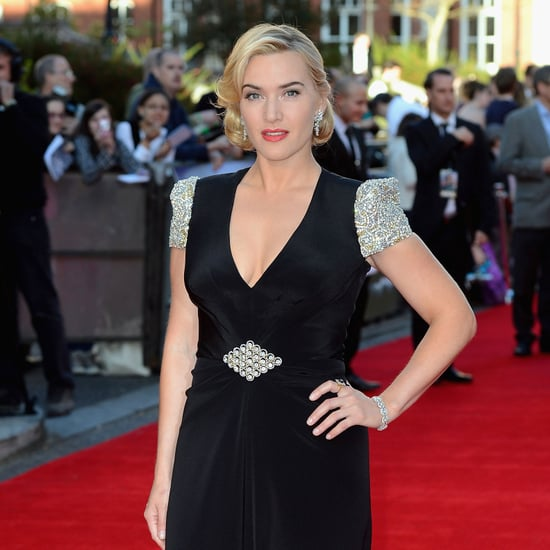 Kate Winslet Pictures at London Titanic 3D Premiere