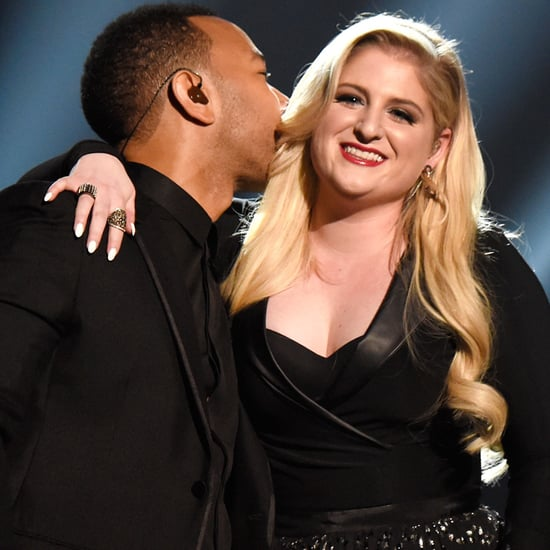 Meghan Trainor and John Legend Billboard Music Awards Video