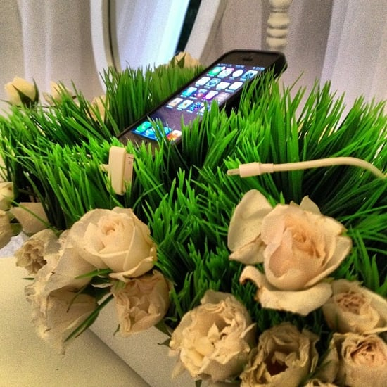 Wedding Guest Phone-Charging Station