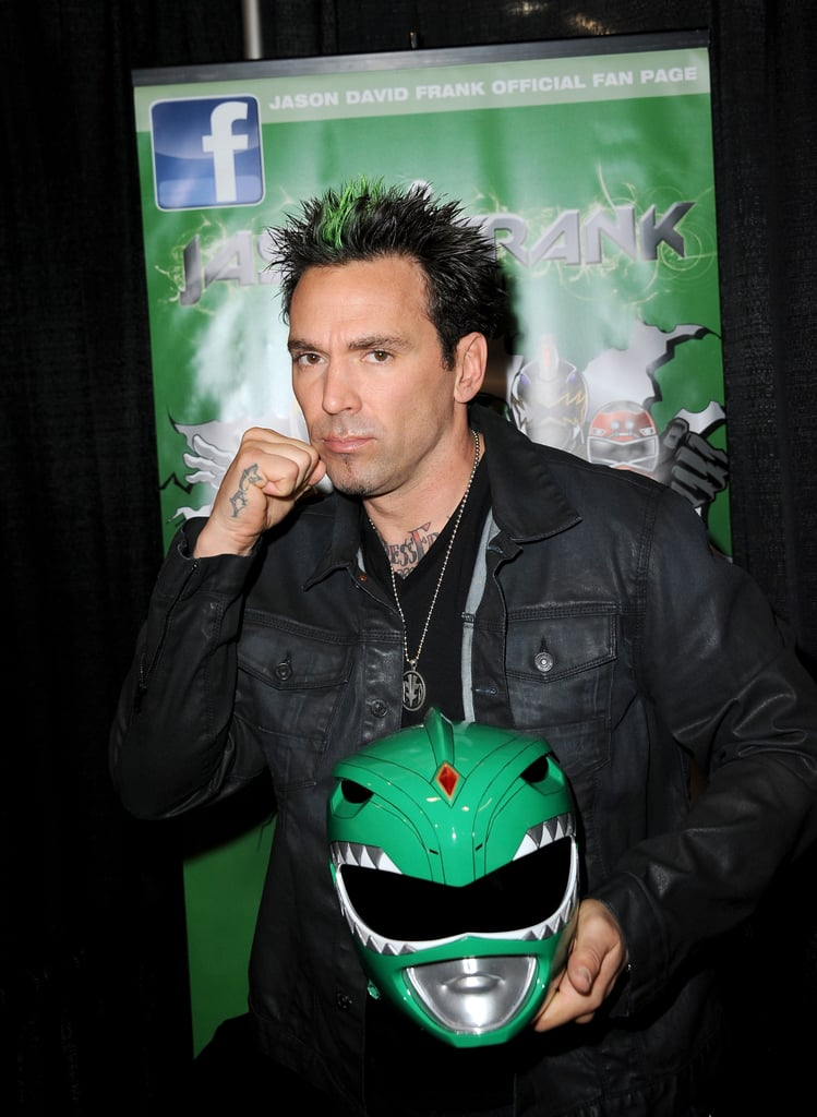 The Green Ranger Holds Two Records