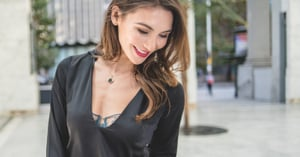 4 Beautiful Bras You Can Make Part of Your Holiday Look