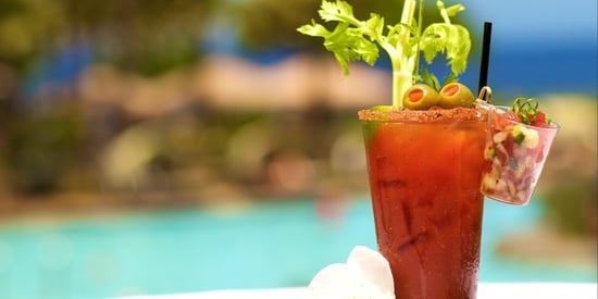 The Poke Bloody Mary Is The Brunch Mashup You Never Knew You Needed