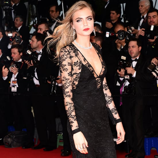 Cannes Film Festival British Fashion 2013