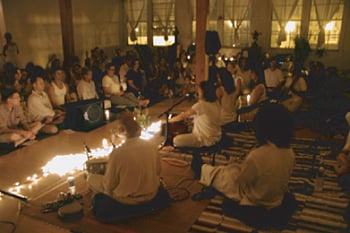 Opening Your Heart With Kirtan