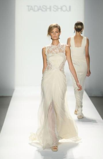 New York Fashion Week: Tadashi Shoji Spring 2010