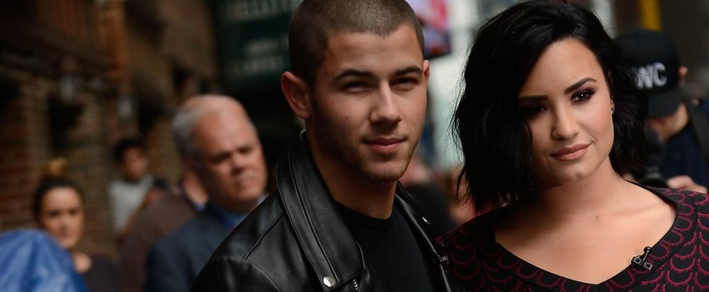 Nick Jonas and Demi Lovato Just Made NYC Twice as Nice