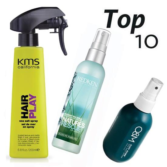 10 of the Best Sea Salt Sprays