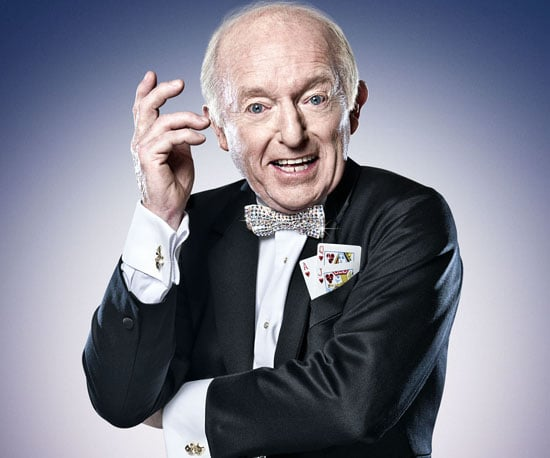 Pictures of Paul Daniels Who Is the Second to Leave Strictly Come Dancing