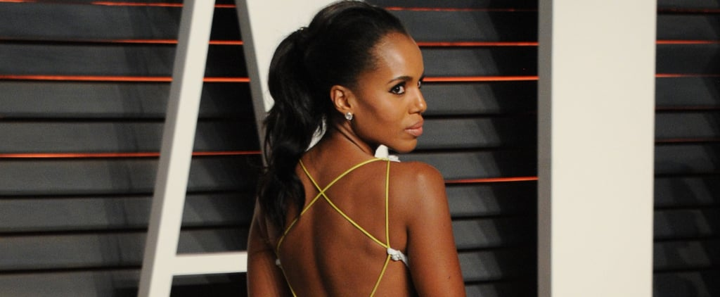 We Guarantee You've Never Seen Kerry Washington Look This Sexy Before