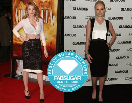 Kate Bosworth and Blake Lively are Best International Style Icons