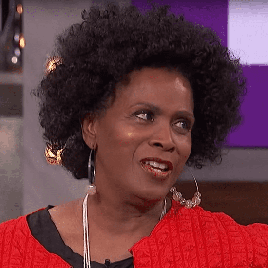Janet Hubert on The Real February 2016