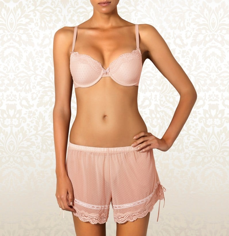 Buttercup Seamless Padded Underwire Bra ($55)