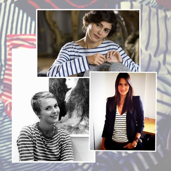 Why The Striped Breton Tee Will Always Be A Wardrobe Essential: From Alexa Chung to Jean Seberg to Coco Chanel