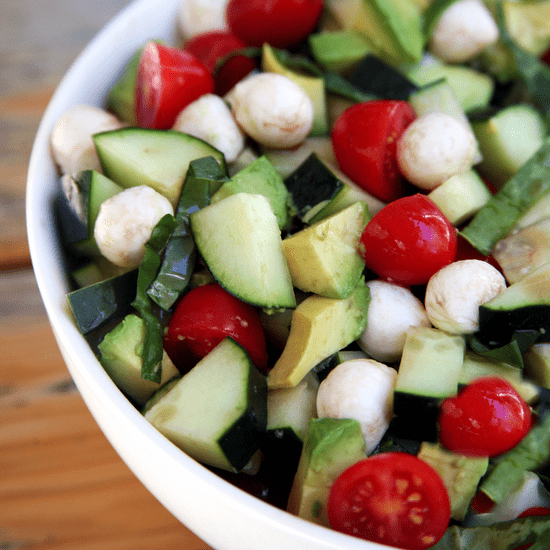 Healthy Cucumber Recipes For Summer